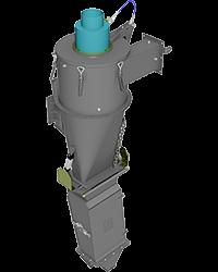 Grade Control 3 Tier Riffle Splitter System
