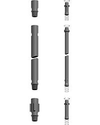 Metzke™ RC Drill Rods